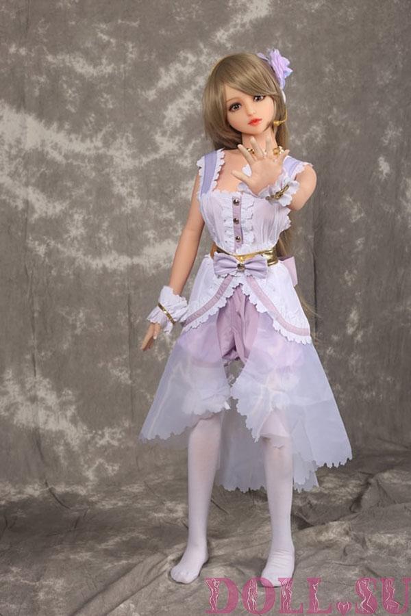 Секс кукла Мирабелла 136 см - 8
