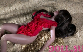 Мини секс кукла Финна 65 см - 2
