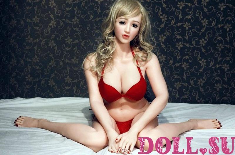 Секс-кукла с Голосом и Подогревом Уфира 170 см TPE-Силикон - 9