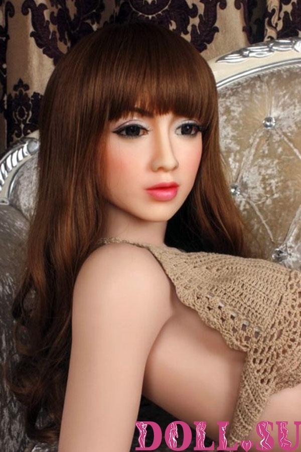 Секс-кукла с Голосом и Подогревом Рената 145 см TPE-Силикон - 2