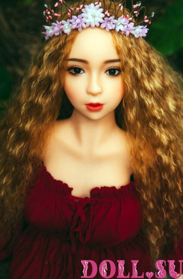 Секс-кукла с Голосом и Подогревом Виктория 118 см TPE-Силикон - 1