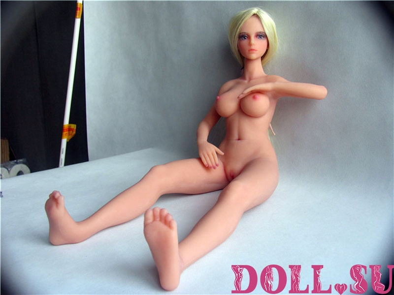 Мини секс кукла Лана 75 см - 9