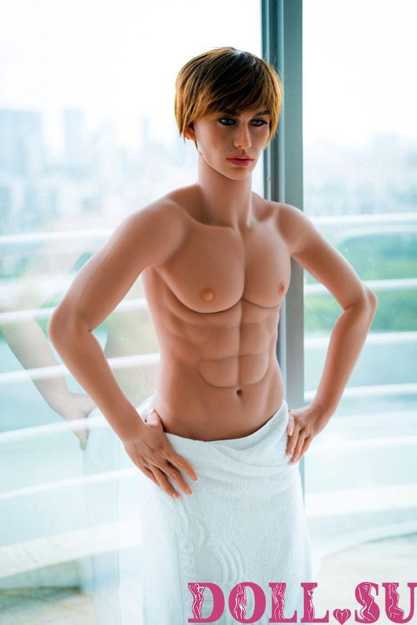 Секс кукла мужчина Алекс 160 см - 2