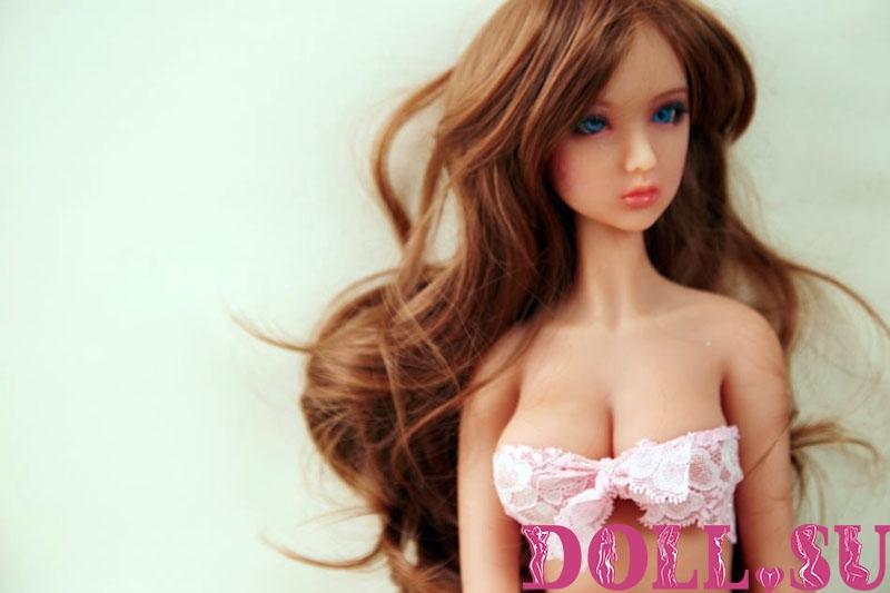Мини секс кукла Вита 68 см - 11