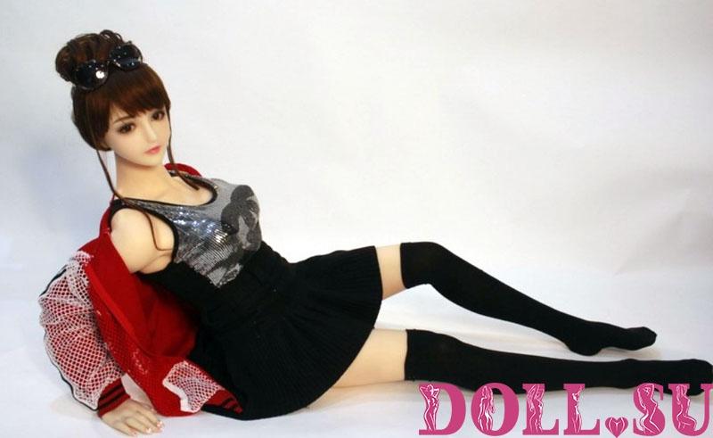 Секс-кукла с Голосом и Подогревом Фиера 160 см TPE-Силикон - 8