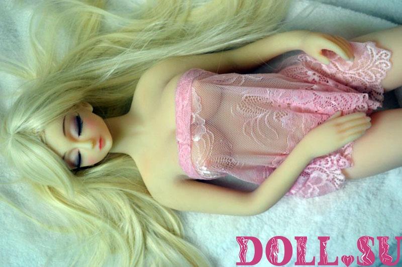 Мини секс кукла Спящая Пейсли - 8