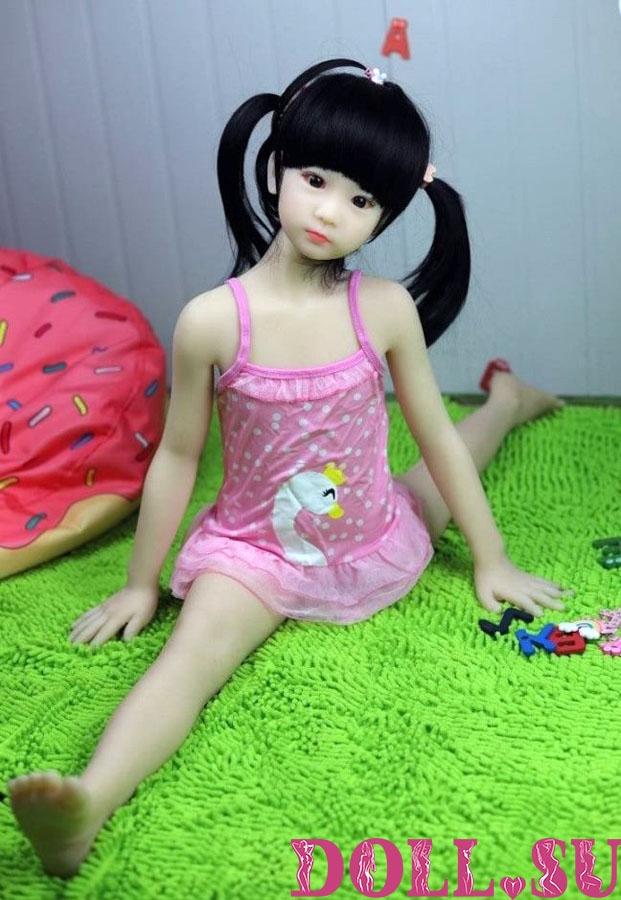 Мини секс кукла Алика 108 см - 3