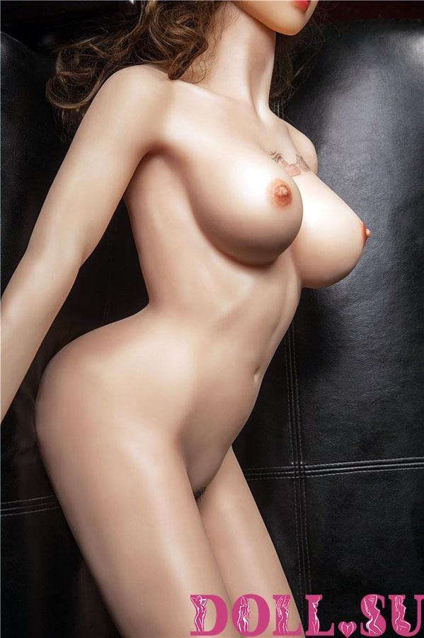 Секс-кукла с Голосом и Подогревом Данни 160 см TPE-Силикон - 10