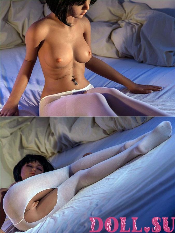 Секс кукла Аурика 140 см - 12