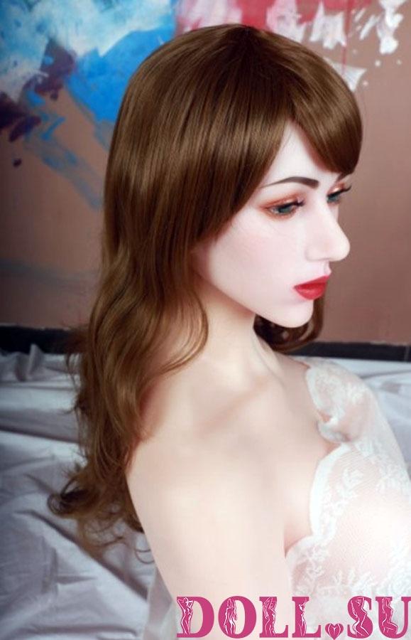 Секс-кукла с Голосом и Подогревом Элисия 170 см TPE-Силикон - 7