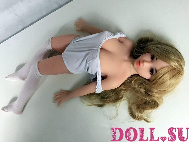 Мини секс кукла Злата 100 см - 15