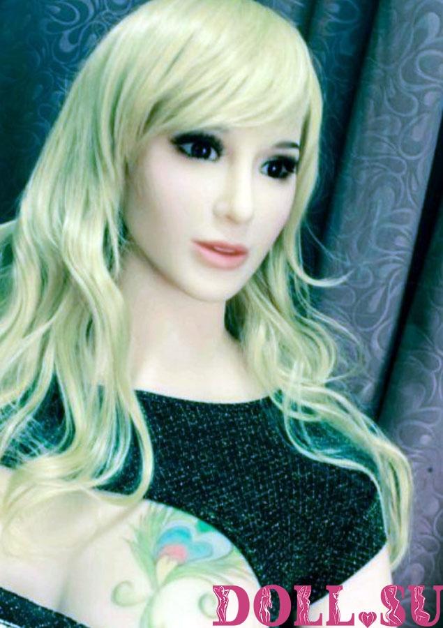 Секс-кукла с Голосом и Подогревом Леонора 170 см TPE-Силикон - 13