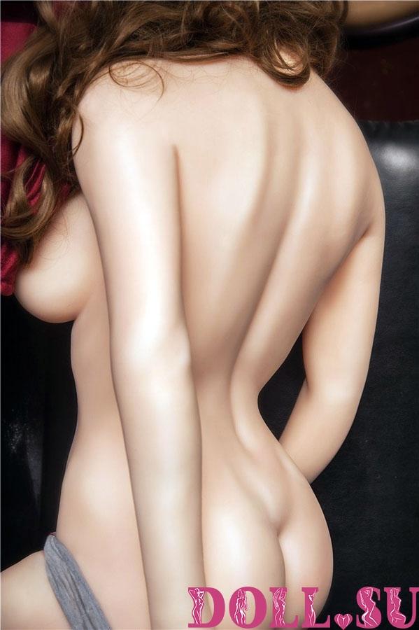Секс-кукла с Голосом и Подогревом Данни 160 см TPE-Силикон - 9