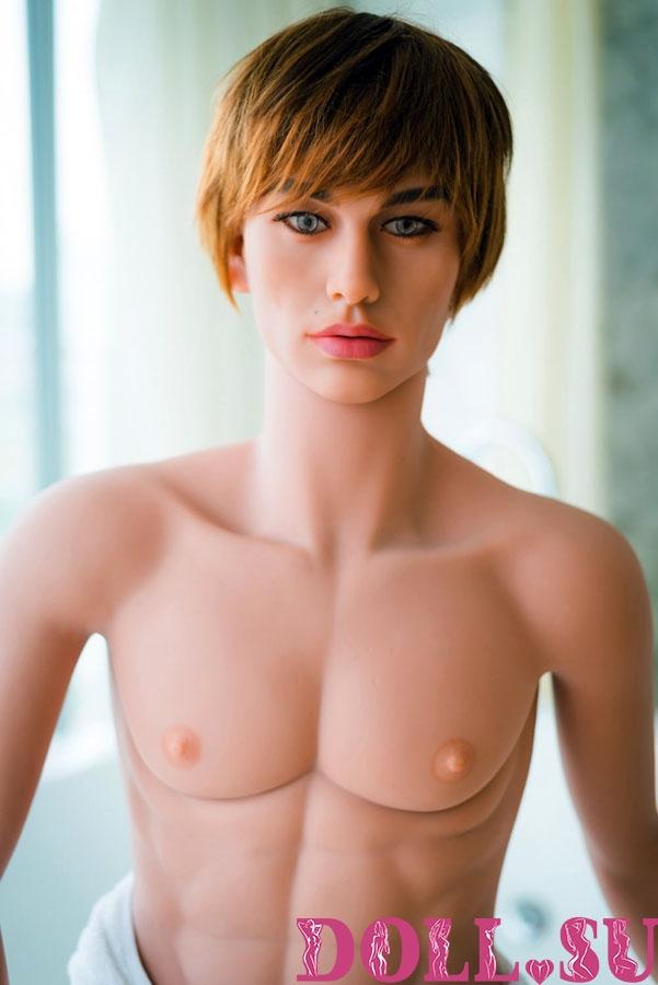 Секс кукла мужчина Алекс 160 см - 6