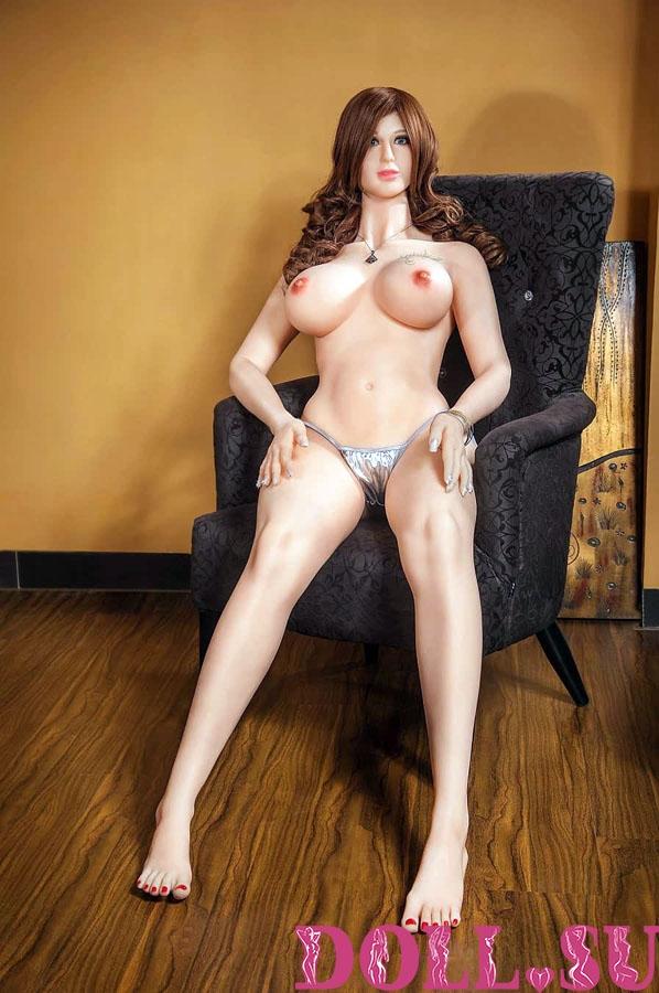 Секс-кукла с Голосом и Подогревом Камилла 170 см TPE-Силикон - 8
