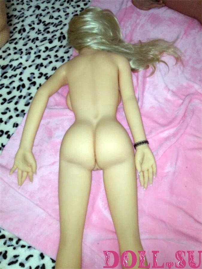 Секс кукла Ева 125 см - 9