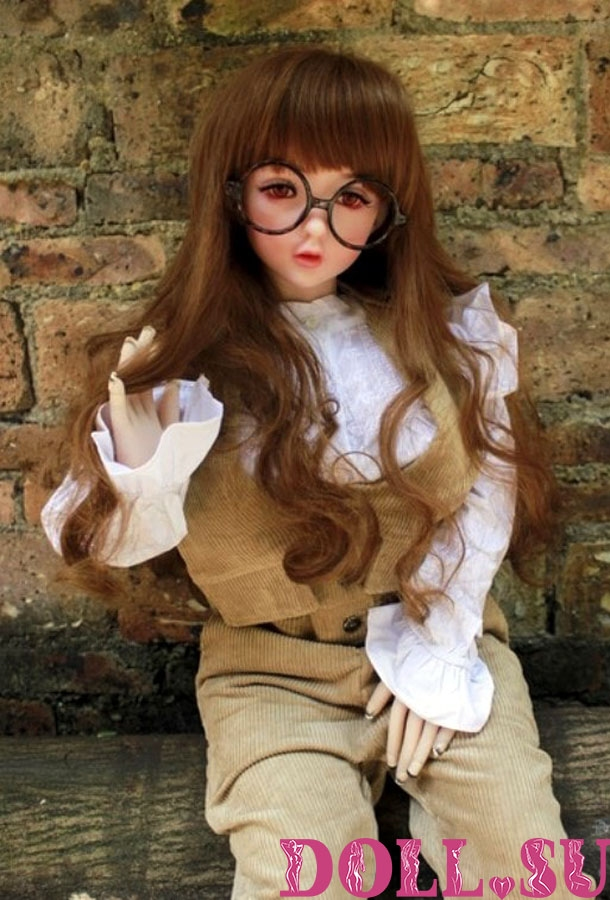Секс-кукла с Голосом и Подогревом Алесса 111 см TPE-Силикон - 11