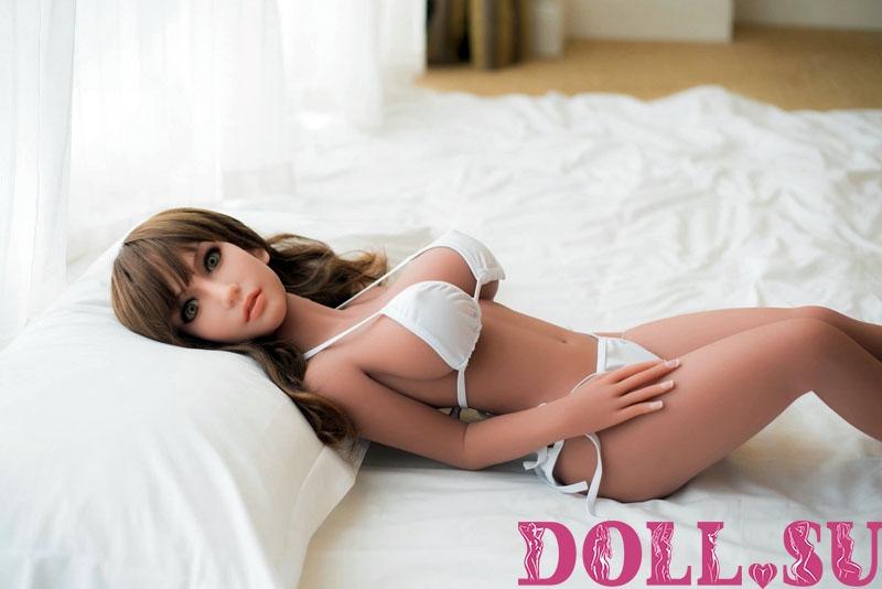 Мини секс кукла Русалина 108 см - 3