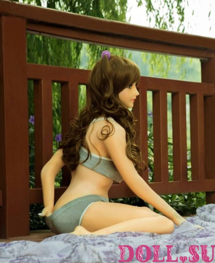 Секс-кукла с Голосом и Подогревом Арабель 160 см TPE-Силикон - 7