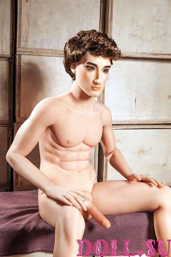 Секс кукла мужчина Джеймс 160 см TPE-силикон - 12