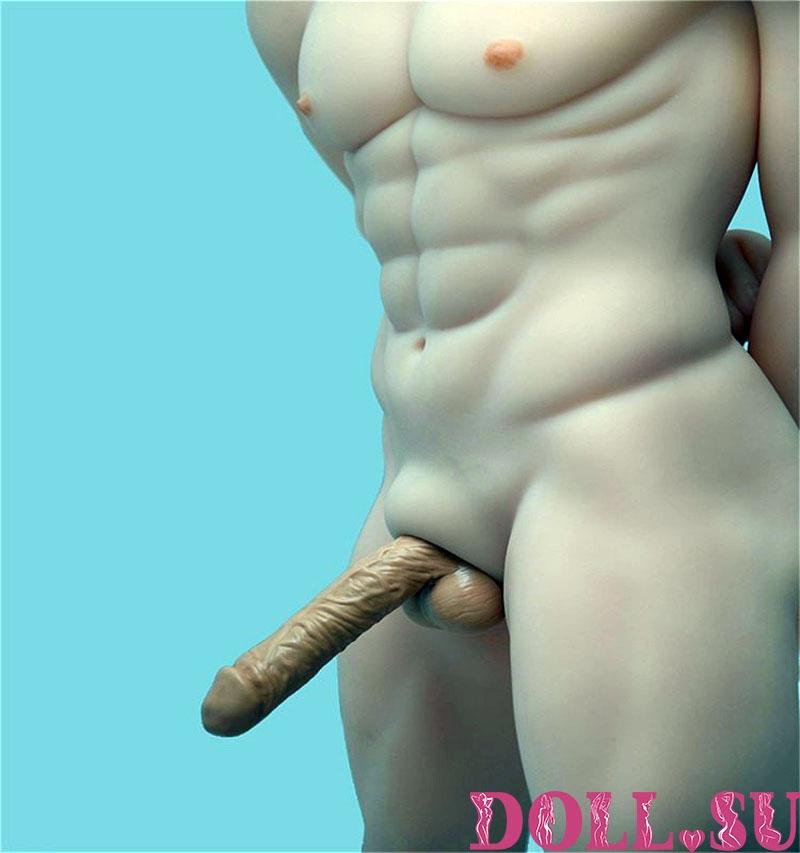 Секс кукла мужчина Дастин 160 см TPE-силикон - 3
