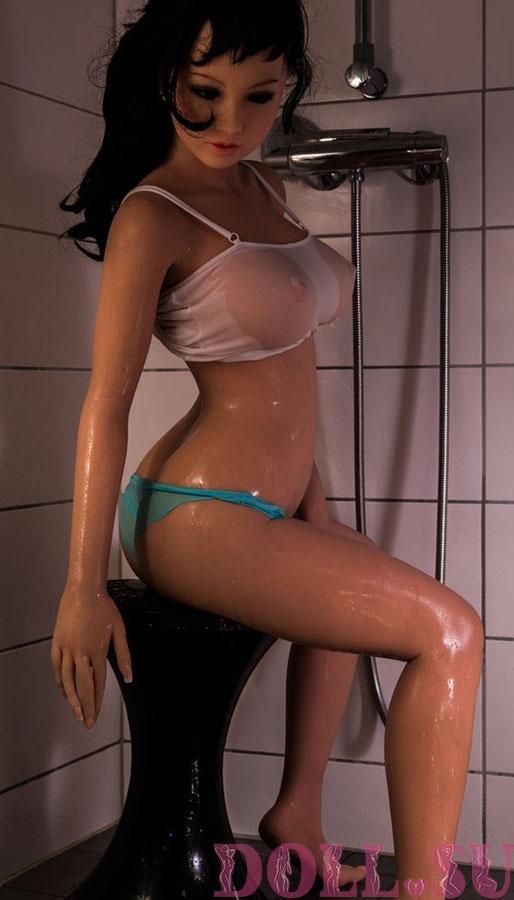 Секс кукла Амайя с голосом и подогревом 145 см - 8