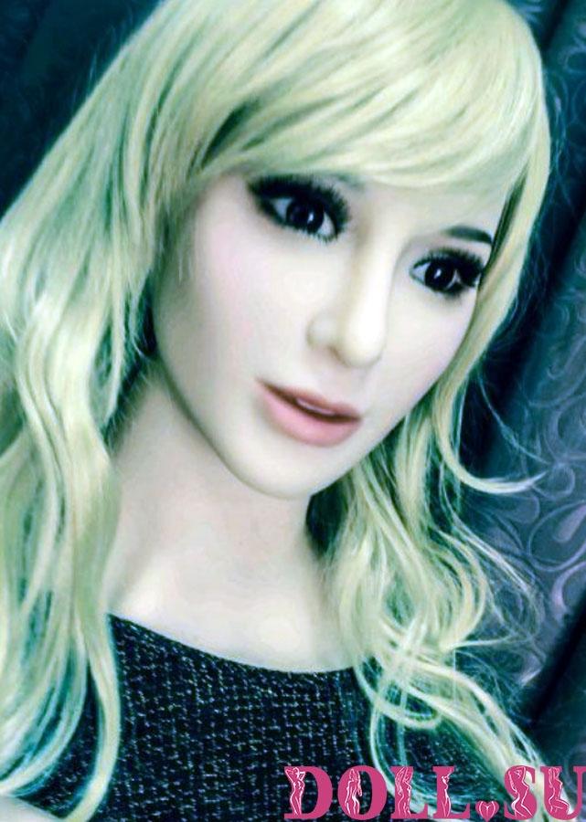 Секс-кукла с Голосом и Подогревом Леонора 170 см TPE-Силикон - 4