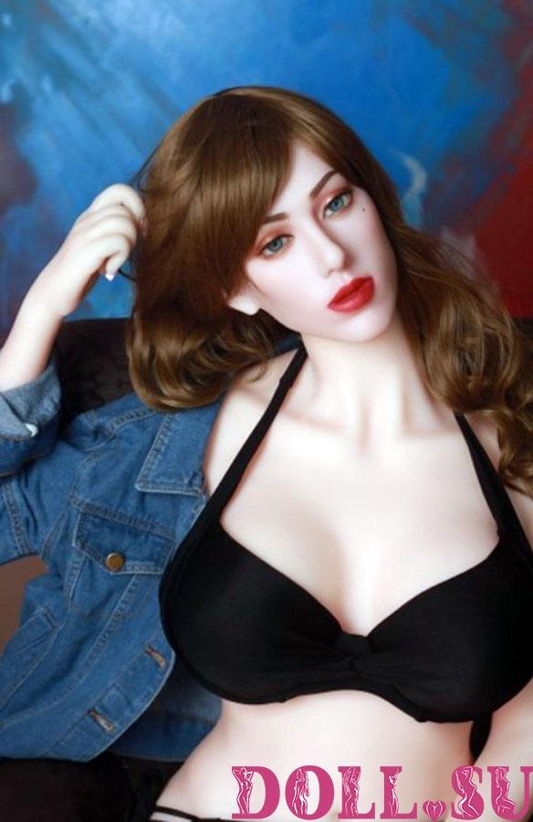 Секс-кукла с Голосом и Подогревом Элисия 170 см TPE-Силикон - 3