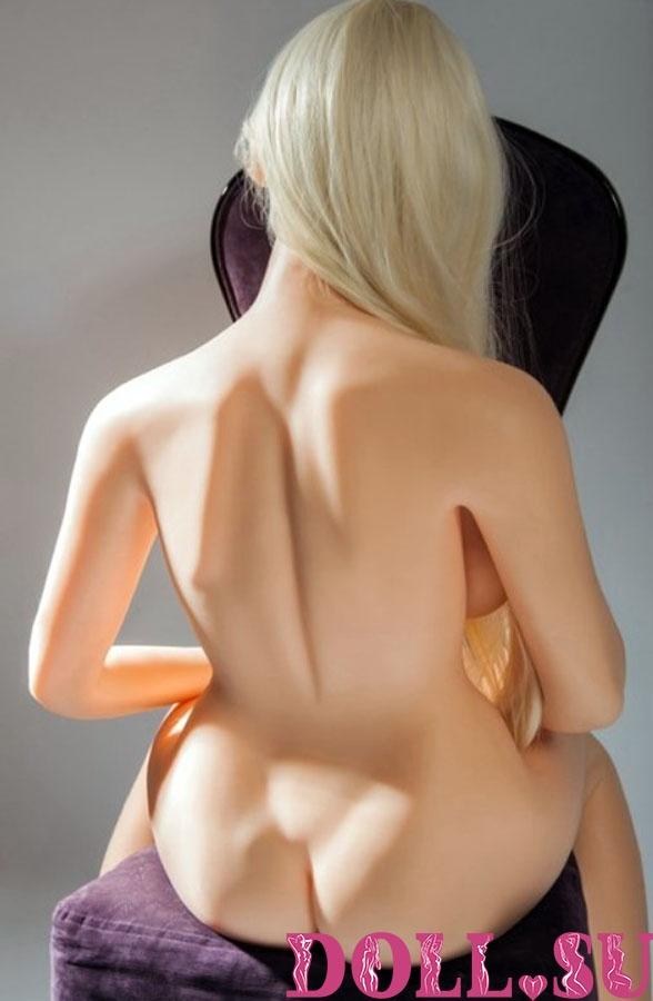 Секс-кукла с Голосом и Подогревом Арианна 162 см TPE-Силикон - 7