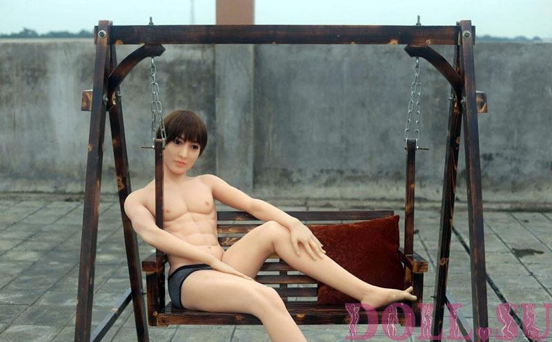 Секс кукла мужчина Девид 160 см - 6