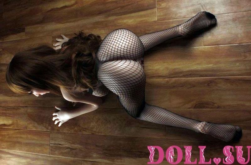 Секс-кукла с Голосом и Подогревом Вилма 118 см TPE-Силикон - 3