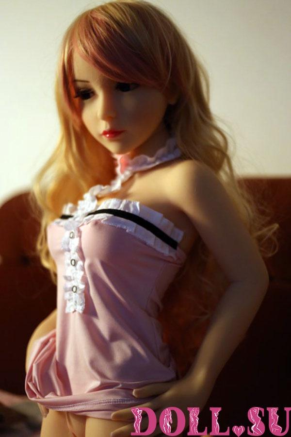 Мини секс кукла Рианна 100 см - 2
