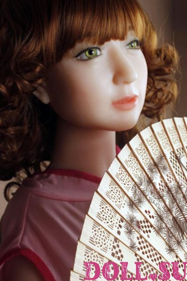 Секс кукла Этэль с голосом и подогревом 111 см - 8