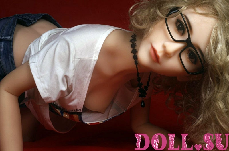 Секс-кукла с Голосом и Подогревом Калерия 156 см TPE-Силикон - 7