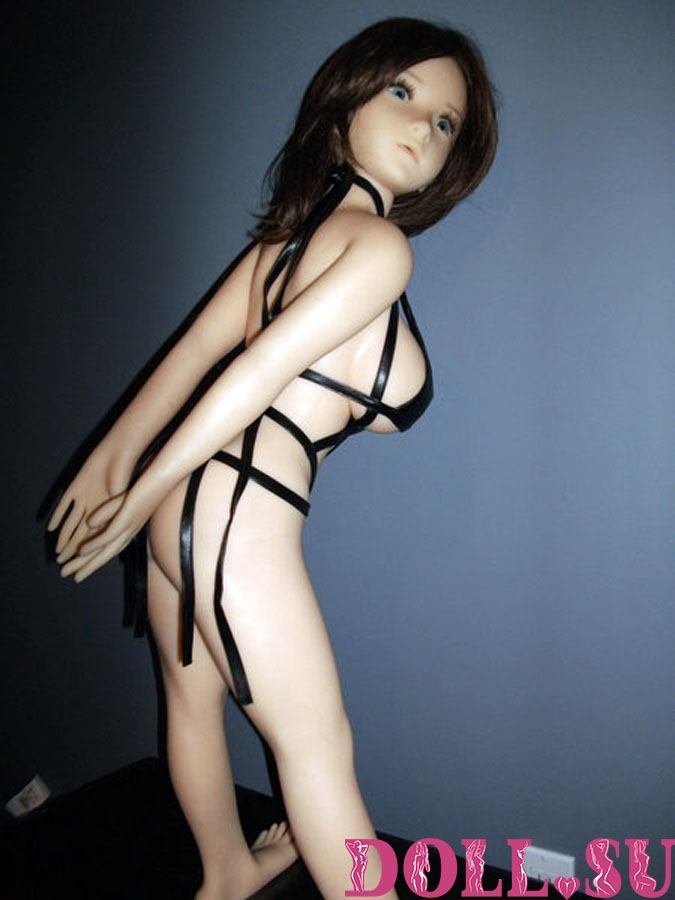 Мини секс кукла Элла 100 см - 14