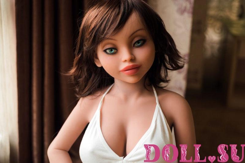 Мини секс кукла Фредерика 118 см - 3