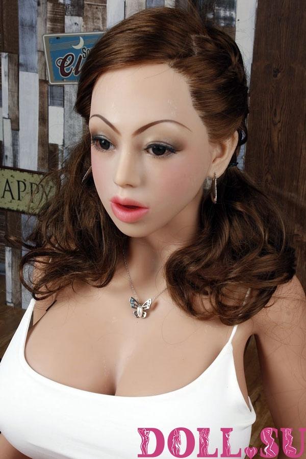 Секс-кукла с Голосом и Подогревом Афада 151 см TPE-Силикон - 3
