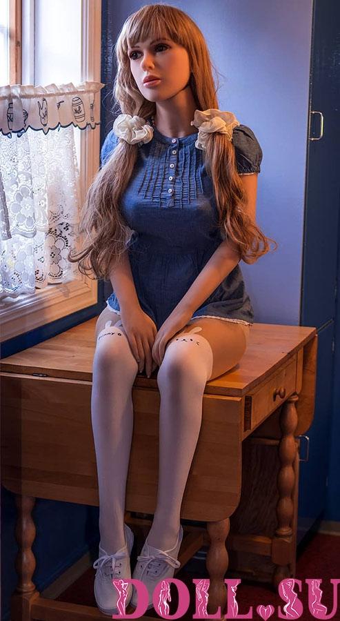 Секс кукла Анжелика 148 см - 3