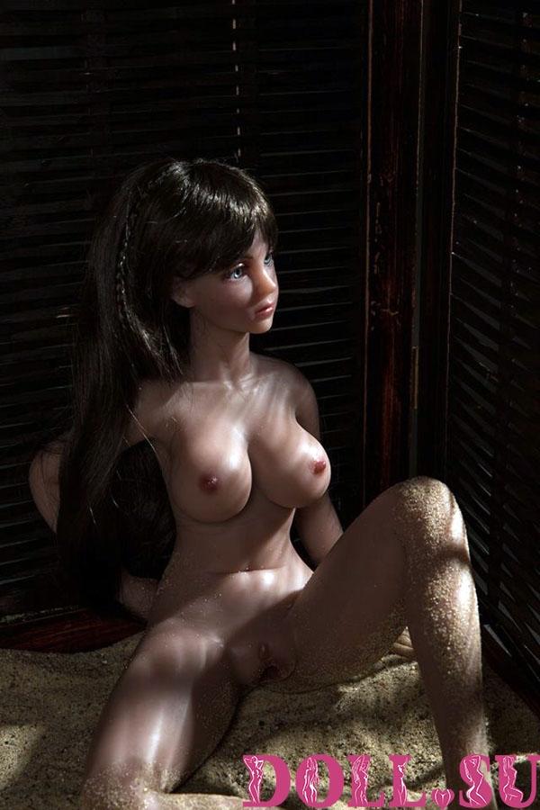 Мини секс кукла Финна 65 см - 11