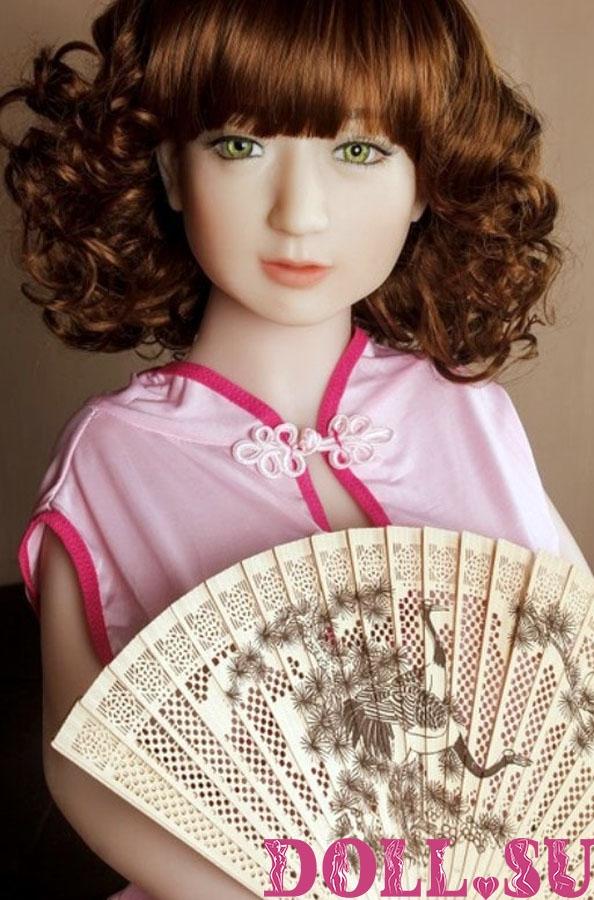 Секс кукла Этэль с голосом и подогревом 111 см - 10