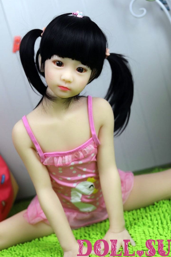 Мини секс кукла Алика 108 см - 1