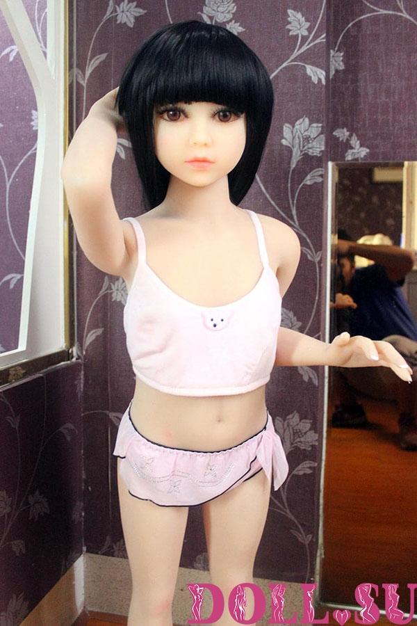 Мини секс кукла Камалия 100 см - 2