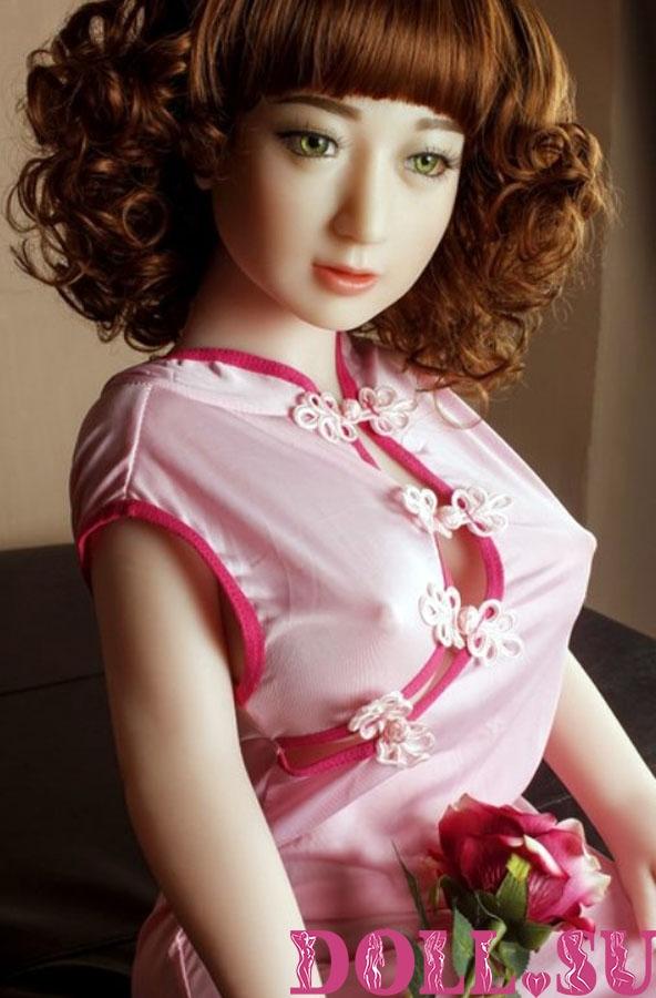 Секс кукла Этэль с голосом и подогревом 111 см - 5