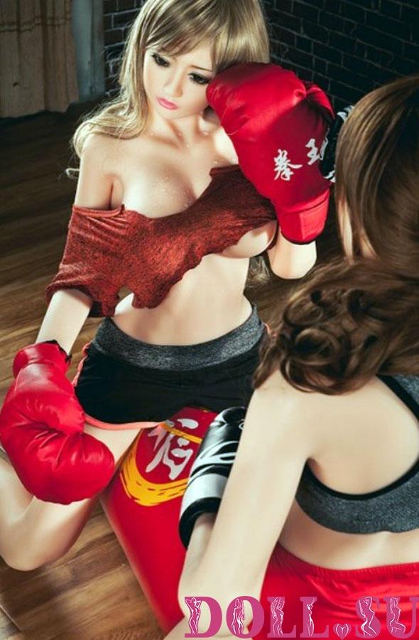 Секс-кукла с Голосом и Подогревом Стилара 145 см TPE-Силикон - 13
