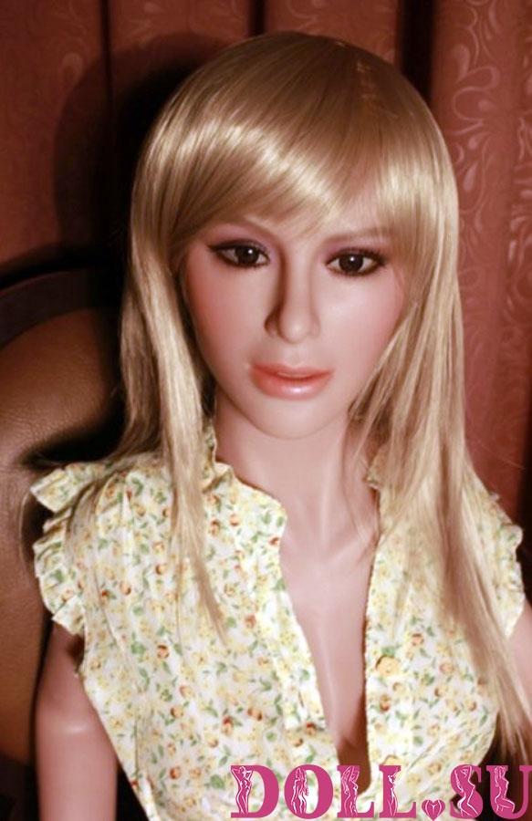 Секс-кукла с Голосом и Подогревом Аливера 145 см TPE-Силикон - 14