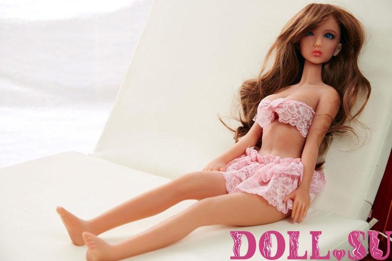 Мини секс кукла Вита 68 см - 8