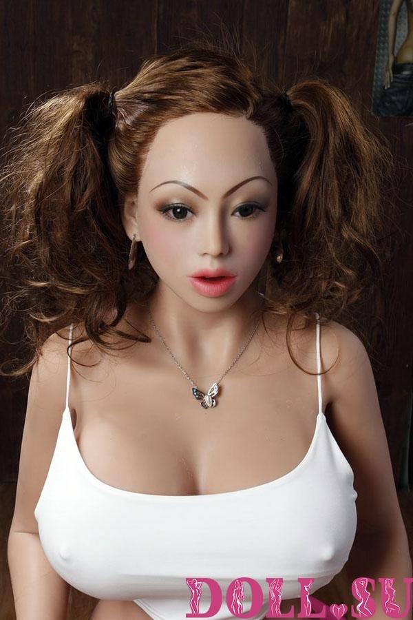 Секс-кукла с Голосом и Подогревом Афада 151 см TPE-Силикон - 2