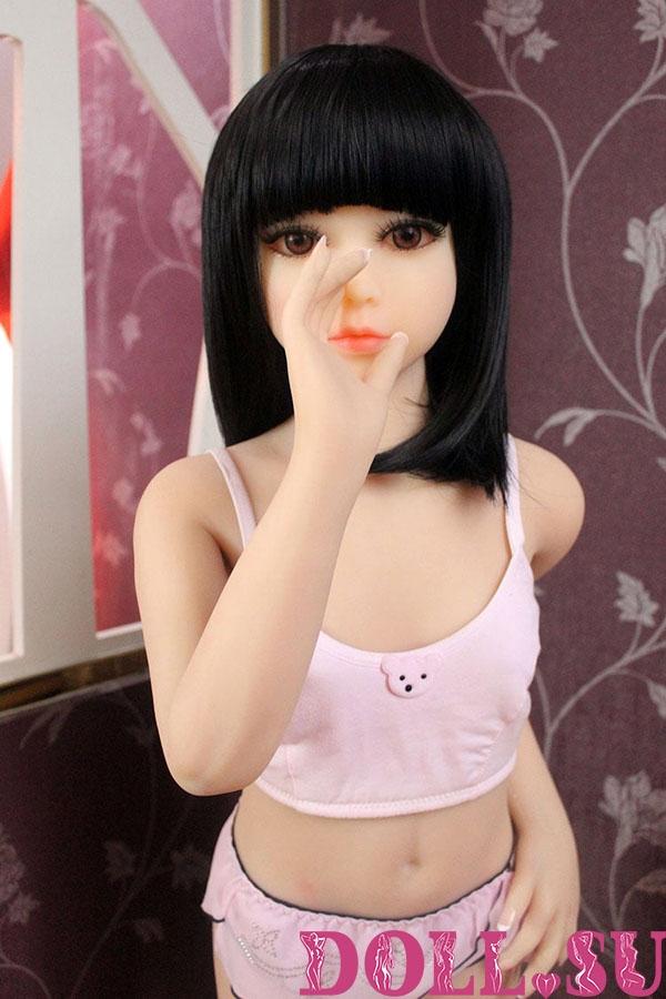 Мини секс кукла Камалия 100 см - 1