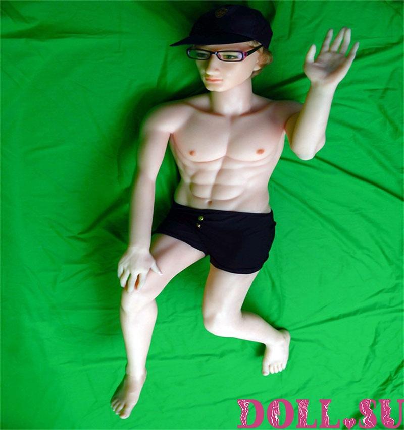 Секс кукла мужчина Дастин 160 см TPE-силикон - 1