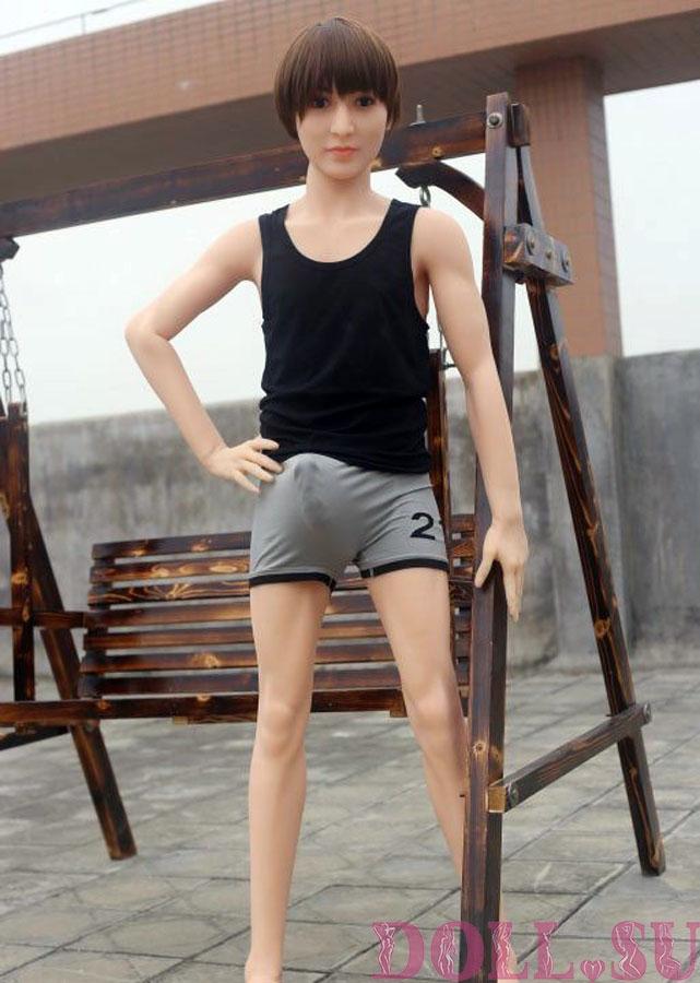 Секс кукла мужчина Девид 160 см - 10